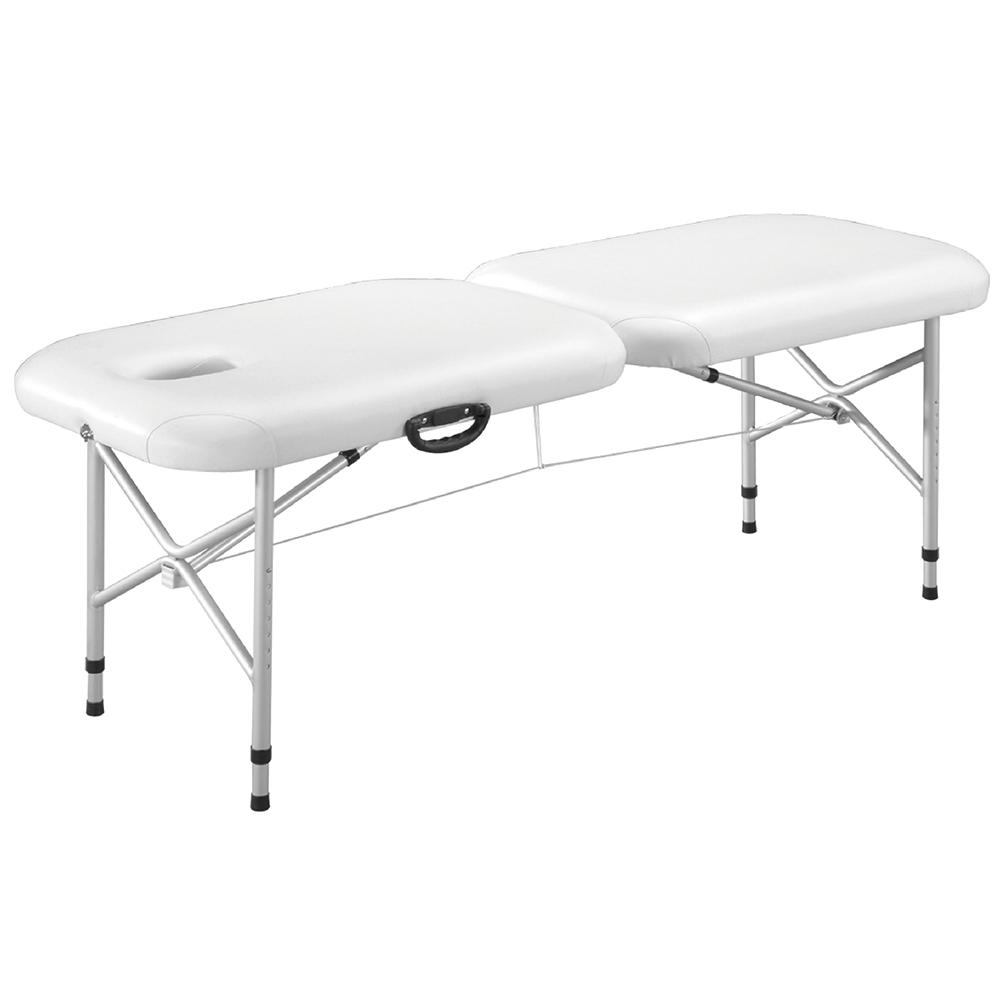 Lettino Massaggio Pieghevole Alluminio.Art 6647a Letto Massaggio Pieghevole Alluminio Schiavi Sport